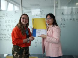 Chinese Class in China - Graduation3