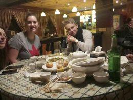 Genieten van Chinees eten in Beijing