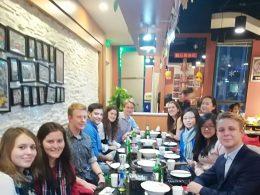 Chinees fonduen in Beijing