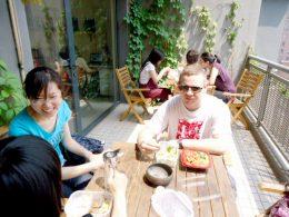 Lunchtijd bij LTL
