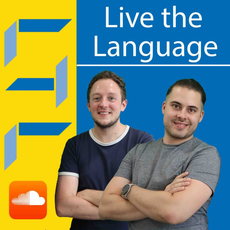 Live the Language Podcast
