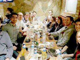 Studenten zijn blij met hun restaurantkeuze