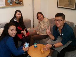 Onze Beijing Mandarijn docenten