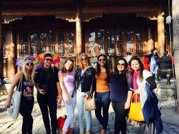 Beijing studenten ontdekken China