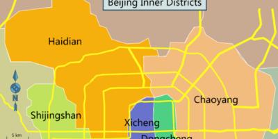 Wonen in Beijing Deel 2: In welk district in Beijing kan je het beste wonen?