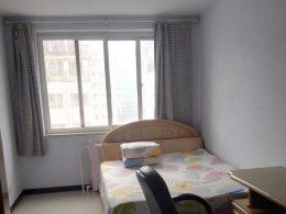 Typische slaapkamer bij ons Chengde gastgezin