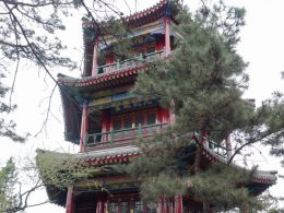 Hiken door Chengde