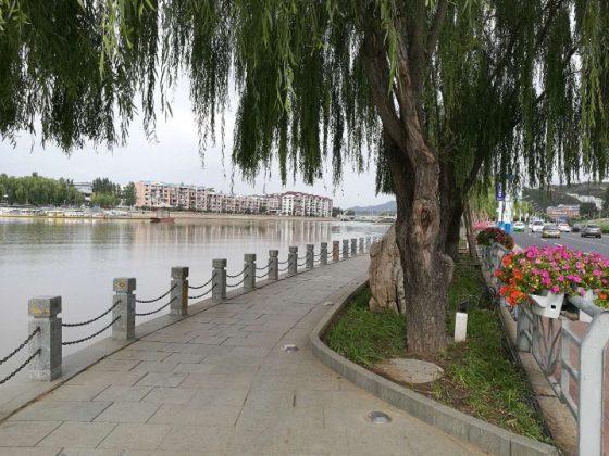 Een wandeling door Chengde