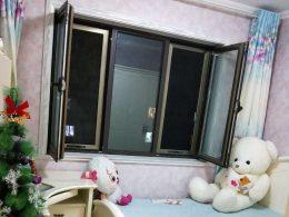 Een typische slaapkamer bij een Chengde gastgezin
