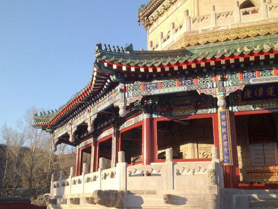 Werelderfgoed in Chengde
