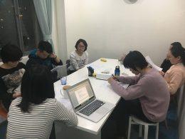 De LTL Shanghai docenten