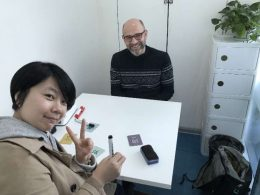 Chinees leren in Shanghai