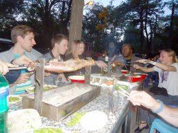 Genieten van Chinees eten met LTL Mandarin School