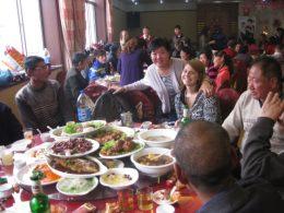 Je bent altijd de enige buitenlander in Chengde!