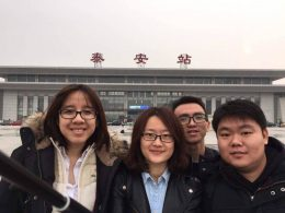 Weekendtrip in China