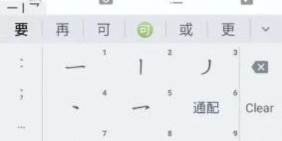 Hoe gebruik je een Chinees toetsenbord?