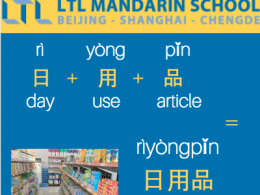 Articles of everyday use - Learn Chinese