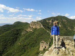 Dagje wandelen in China