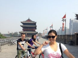 Fietsen in China