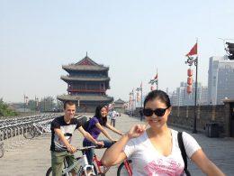Fietsen in China