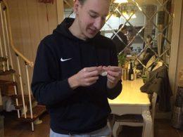 Knoedels maken in Chengde