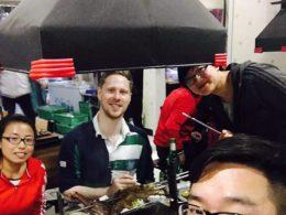 Dineren in Chengde