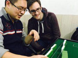 Chinese spelletjes leren in Chengde