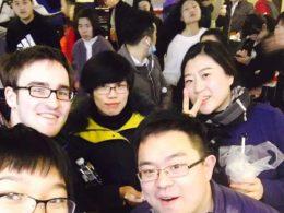 Gezelligheid in Chengde