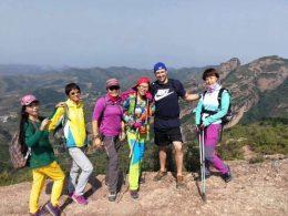 Tijd voor een wandeltocht in Chengde