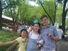 Als buitenlander in Chengde