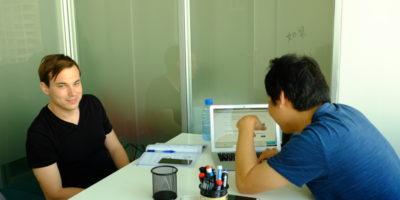 Verhuizen naar China als beginner – Andrew's verhaal