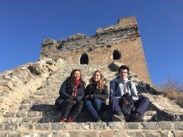 De Chinese Muur - Jocelyn, Katrin en Nicolas