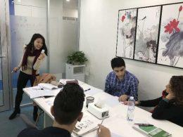 Groepslessen Chinees in Shanghai