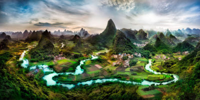 Guangxi Provincie – Leer over China