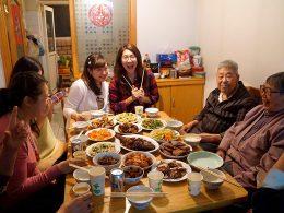 Gastgezin in Chengde