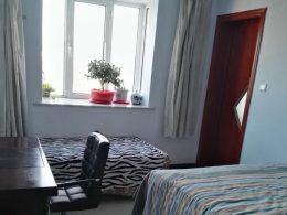 Slaapkamer bij een van onze Chengde gastgezinnen