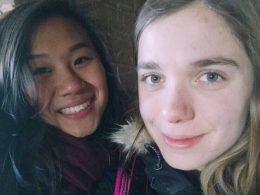 Jocelyn en Katrin ontdekken China