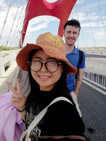 Chinees studeren in Beihai