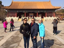 Dagtripje in Beijing
