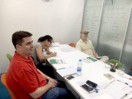 Leer Chinees in Shanghai - Groepsles