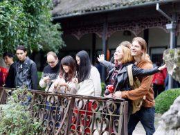 De omgeving van Shanghai verkennen