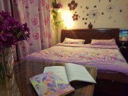 Slaapkamer bij een Beijing gastgezin