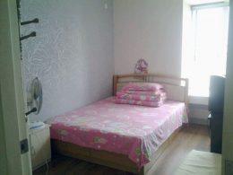 Shanghai slaapkamer bij ons gastgezin