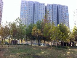 Appartementencomplex in Beijing
