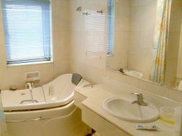 Badkamer in ons Beijing Appartement