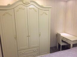 Slaapkamer in onze Shanghai gedeelde appartementen