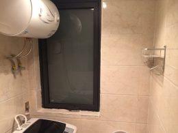 Gedeelde badkamer in onze gedeelde appartementen
