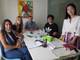 Groepslessen Mandarijn met docent Lucy