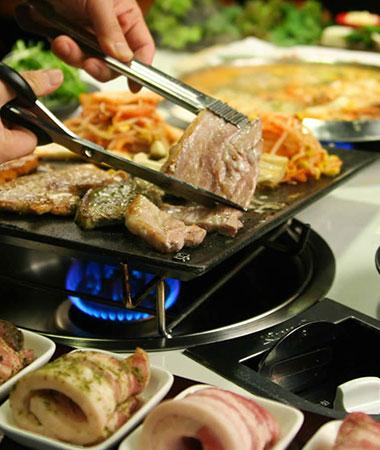 Koreaanse BBQ