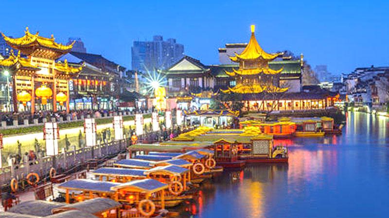 Nanjing Weekendtrip
